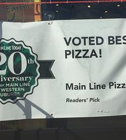 ‪Main Line Pizza‬
