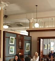 Linen Hall Library Cafe