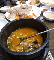 Wol River Busan Pork Rice Soup