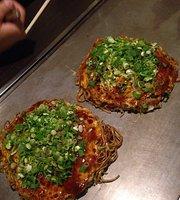 Hiroshima Okonomiyaki Kotetsu