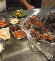 Changdong Charcoal Fire Ribs