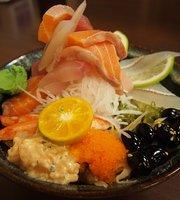 竹地小舖生魚蓋飯