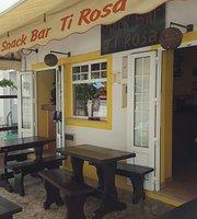 Ti Rosa Snack Bar