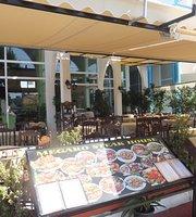 Garden Restaurant Megaro