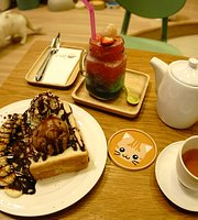 Cat Up Cafe