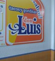 Tacos Y Gorditas Don Luis