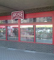 Cafe bar restaurant Arcade
