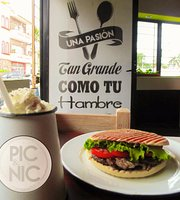 Pic & Nic Sandwicheria Cafe