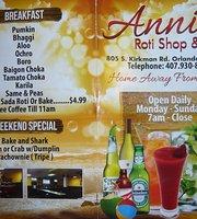 Annie's Roti Shop & Bar