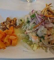 Ceviche Taste of Peru
