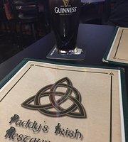 Paddy's Irish Restaurant