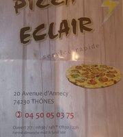 Pizza Eclair