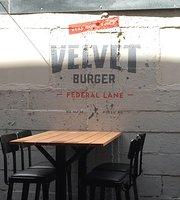 Velvet Burger Federal Lane