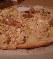 Román premium pizza
