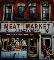 East Village Meat Market
