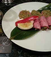 Grilled Wagyu Japanese Beef Tawara-Ya