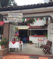 Paraiso de San Sebastian Restaurant