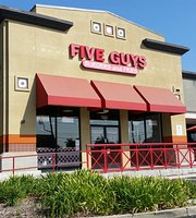 Five Guys Burgers and Frids
