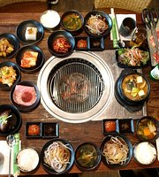 Hwang ga Korean BBQ