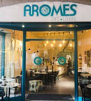 Aromes Cafe Lounge