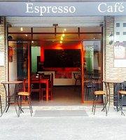 Espresso coffee time