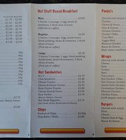 Hot Stuff Sandwich Bar