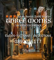 Three Monks Asian Street Food To Go