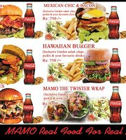 Mamo The Burger Joint