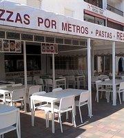 Pizza Por Metros