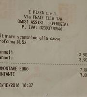 E' pizza