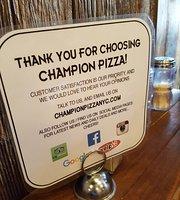 Champion Pizza Ludlow