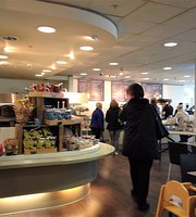 Marks and Spencers Cafe