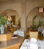 Restaurant at Hasdrubal Thalassa Hotel