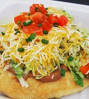 Momma Mary's Navajo Taco