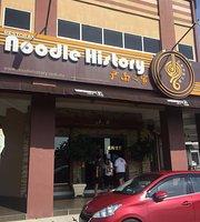 Noodle History