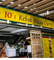 Jo Jo's Kebab Pizza & Curry