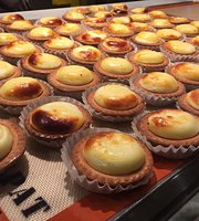 Bake Cheese Tart