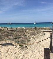restaurantes en playa ses illetes