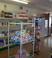 Searivers cafe/'shop