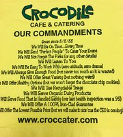 Crocodile Cafe
