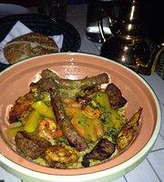 Moroccan Tent Restaurant