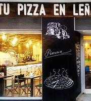 Tu Pizza En Leña