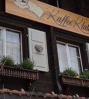 Kaffee Klatsch Klosters