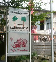 Vulkan-Bäcker Haas im Cafe Baumhaus