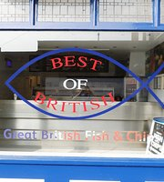 Best of British Fish and Chips