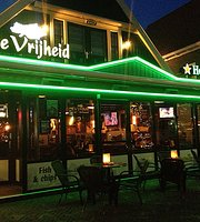 ‪Cafe Restaurant De Vrijheid‬