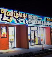 Louisiana Famous Fried Chicken & Seafood - Fannin