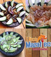 "El Rincon Mazatleco ""Tacos & Ceviches"""