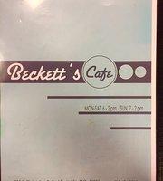 Beckett's Cafe