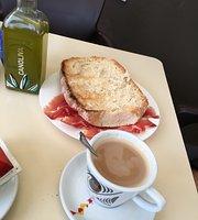 Cafeteria - Churreria La Rueda